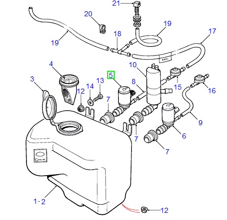 Land Rover Discovery Suspension