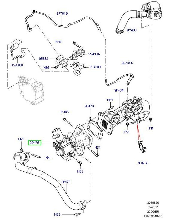 mn triton egr blanking plate instructions