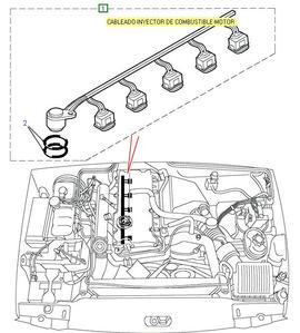 NK bremsschlauch linea atrás en ambos lados toyota 3432770